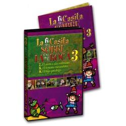 DVD 3 La Casita Sobre La Roca