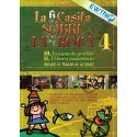 DVD 4 La Casita Sobre La Roca