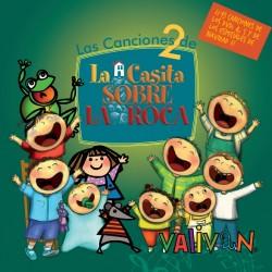 CD 2 canciones de La Casita Sobre La Roca