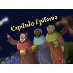 Capitulo Epifania - DVD Especial Navidad - La Casita Sobre La Roca - Valivan