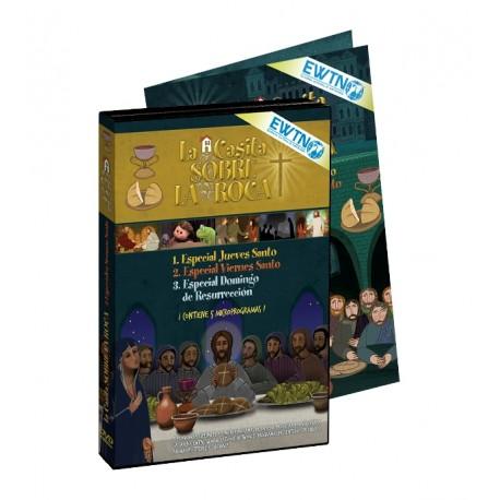 DVD Especial de Semana Santa