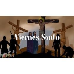 Capítulo Viernes Santo - DVD Especial Semana Santa
