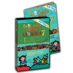 DVD 7 La Casita Sobre La Roca