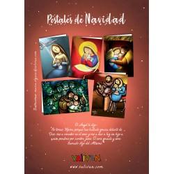 5 Postales de  Navidad 1