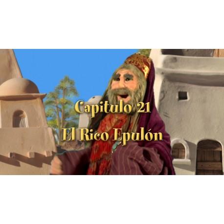 Capítulo 21 - El Rico Epulón
