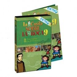 DVD 9 La Casita Sobre La Roca