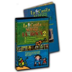 DVD 2 La Casita Sobre La Roca