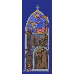 Balconera Virgen María y Juglar