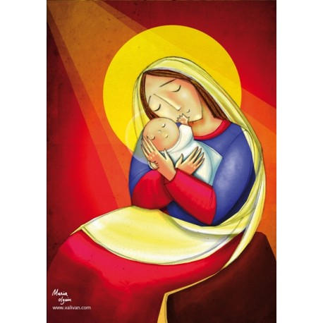 Balconera Virgen y el Niño