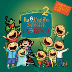 Descarga: CD 2 de Canciones de La Casita Sobre La Roca